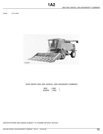 john-deere-9500-sidehill-9500-maximaizer-combines