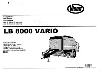 Kuhn LB8000 Vario Balers with 80cm crop flow channel_Страница_01