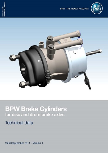 BPW Brake Cylinders for disc and drum brake axles 2011_Страница_01