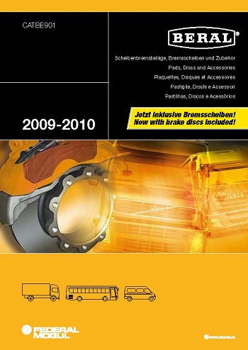 Beral Pads, discs and accessories 2009-2010_Страница_01