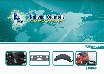 Kahvechi Otomotiv Euro Truck Body parts catalogue version IV-010-A for IVECO_Страница_01