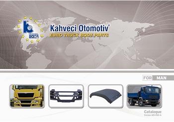 Kahvechi Otomotiv Euro Truck Body parts catalogue version MN-010-A for MAN_Страница_01