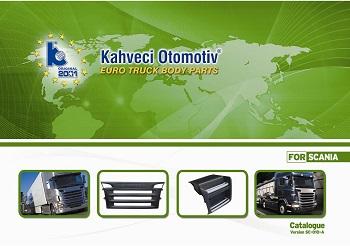 Kahvechi Otomotiv Euro Truck Body parts catalogue version SC-010-A for Scania_Страница_01