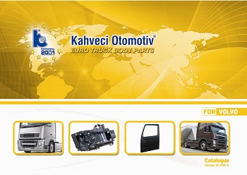 Kahvechi Otomotiv Euro Truck Body parts catalogue version VL-010-A for Volvo_Страница_01