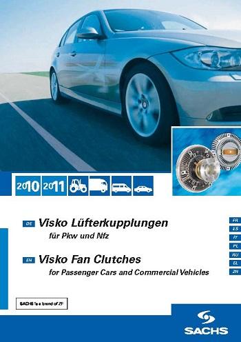 SACHS_EBook_Visko Lüfterkupplungen_2010_IN_Страница_01