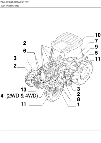 LINK2653 2 besides Ford 4630 Tractor Power Steering Diagram together with 637 2040 Us23 Kpl Uszczelek Gory Silnika additionally T24878716 Need drive belt diagram toro ss 5000 besides Tractor. on new holland 310 parts
